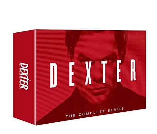 Dexter - L'intégrale : Saisons 1 à 8 [Import italien]