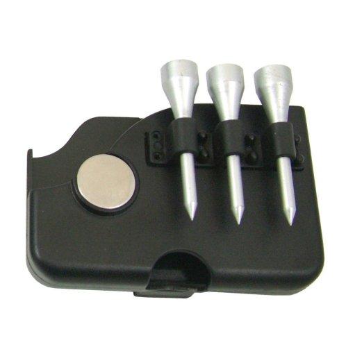 Longridge Outil Golf multifonction 10 accessoires intégrés Noir
