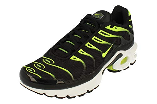 new styles 8c3b6 d0773 Nike Air Max Plus GS TN Tuned 1 Trainers 655020 Sneakers Scarpe (UK 4 US