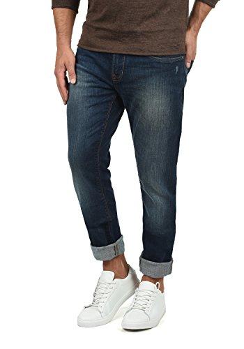 Indicode Quebec Jeans da Uomo TagliaW36/34 ColoreDark Blue