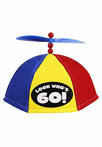 Mr.Giggelz Propeller Kappe - Look Whos 60 - Propeller Beanie