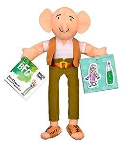 Fiesta Crafts-t-2911Roald Dahl BGF y Sophie Juego de Marionetas de Mano y Dedos