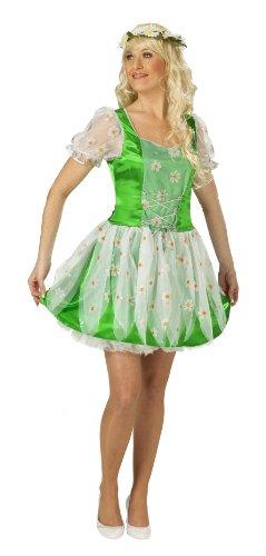 Rubies 1 3405 40 - Kostüm Gänseblümchen 2- teilig Größe 40