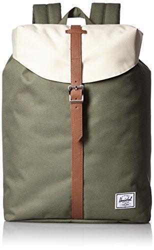 herschel-supply-company-ss16-casual-daypack-16-liters-deep-litchen-green-natural-tan