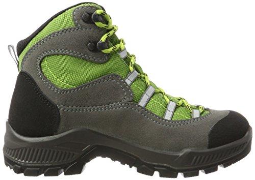 ALPINA 680387, Stivali da Escursionismo Donna grigio (grigio)