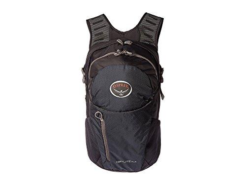 Osprey Daylite Plus Rucksack für Arbeit, Schule und Freizeit, unisex - Black (O/S) -