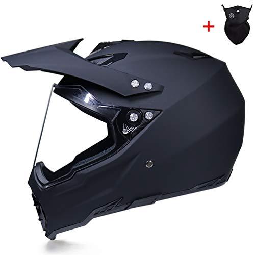 Uomini Off Road caschi da moto con visiera anti shock sabbia antivento protezione UV moto casco universale protettivo motocross racing tappi di sicurezza cappello