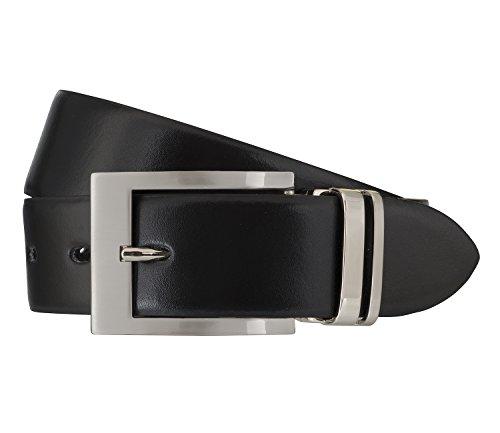 LLOYD Leder-Gürtel schwarz, Länge:90 cm