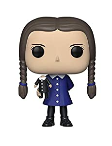 Pop Addams Family Wednesday Vinyl Figure