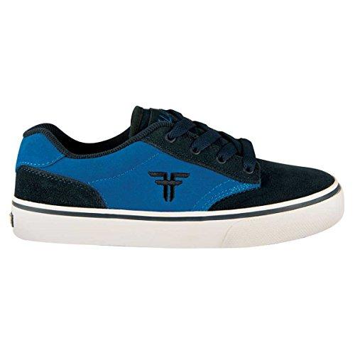Fallen SLASH Youth 43070008, Scarpe da skateboard unisex bambino Blu