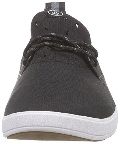 Volcom Draft Shoe, Chaussures de Skateboard homme Noir - Schwarz (Black Combo BLC)