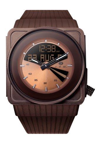 e132a2da066c ODM Reloj Cronógrafo para Hombre de Cuarzo con Correa en Silicona SU99-2