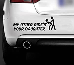 Funny Stickers For Cars Uk