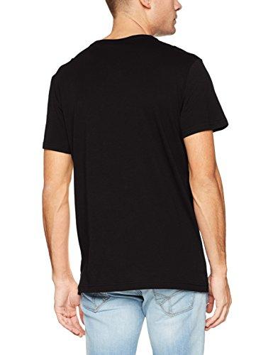 G-STAR RAW Herren T-Shirt Holorn R T S/S Schwarz (Black 990)