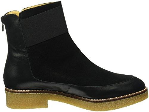 Shoe the Bear Alma, Bottes Classiques Femme Noir (Black)