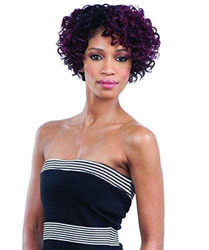 Freetress Equal Synthetic Lace Front Deep Diagonal Part Wig - Lemon Blossom-OF99J/530/BG by Freetress