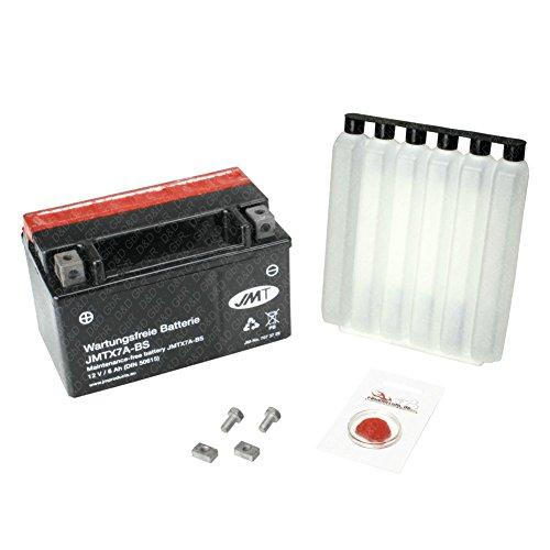 Batterie für SYM Fiddle II 125 S, Bj. 2008-2014 (Typ AW12W), wartungsfrei, inkl. Pfand €7,50