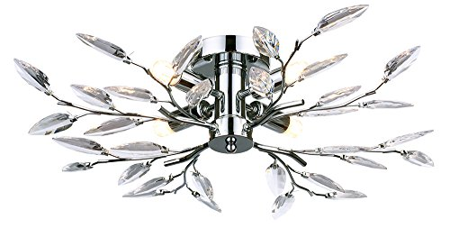 modern-semi-flush-chrome-ceiling-light-with-clear-acrylic-leaves-by-haysom-interiors