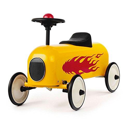 Preisvergleich Produktbild Racer jaune flamme laufrad