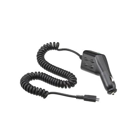 Blackberry BBCAC12V Chargeur allume cigare mini USB pour 75/81/83/87/88/9000 12V