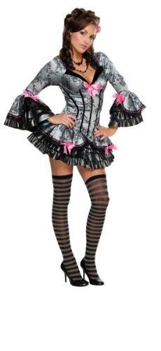 Rubies 2 889337 m - Kostüm French Kiss Größe M