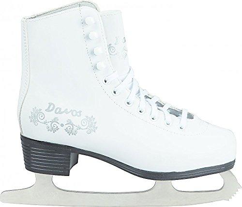 V3 Tec Davos Figure Skate, Eiskunstlauf-Schlittschuhe - 41
