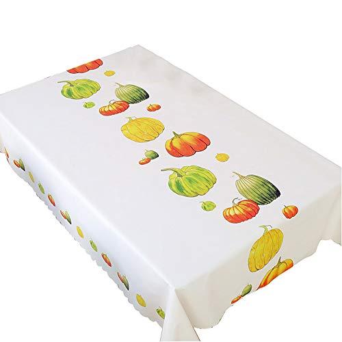 Einweg-arbeitsplatte (EETYRSD PVC wasserdicht und ölbeständig Verbrühschutz Einweg Tischdecke Baumwollimitation und Leinen frischen Garten kleine runde Tischdecke Tischdecke Tischdecke Tischmatte Tischdecke)