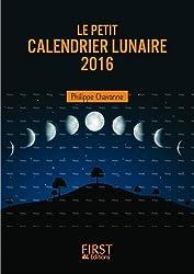 Le Petit Calendrier lunaire 2016