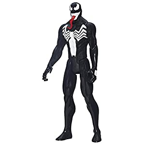"Spider-Man Marvel Ultimate Titan Hero Series – Venom Figura, 12 "" 5"