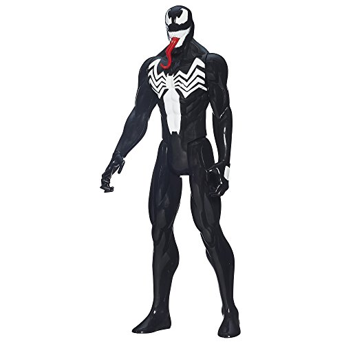 Spider-Man Marvel Ultimate Titan Hero Series – Venom Figura, 12 ""