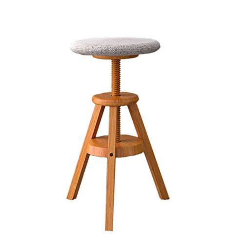 XIAOLVSHANGHANG HHCS Barhocker Barhocker Chair Liftstuhl Hocker Swivel Barhocker Barhocker Frontschreibtisch Hocker & Stühle (Farbe : A) -