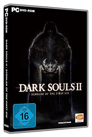 Dark Souls II : scholar of the first sin [import allemand]