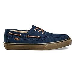 Vans Unisex Chauffeur SF Dress Blues/Gum Sneakers - 8 UK/India (42 EU)(VN0A3MUBFS11)