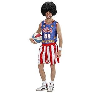 WIDMANN WIDMAN 75821 - Traje Jugador de Baloncesto, en tamaño S