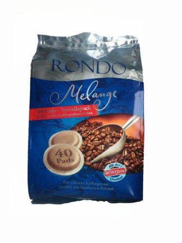 Röstfein Rondo Melange Kaffeepads 280g (40 Kaffeepads)