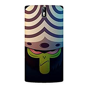 Premier Moj Back Case Cover for One Plus One