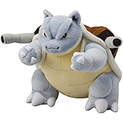 Pokemon Center Originale Peluche Bambola Blastoise / Tortank (Pokemon Go)