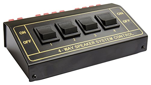 Alcasa 5529 Negro Interruptor Sonido - Switch Audio