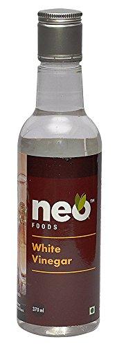 NEO FOODS Neo White Vinegar Bottle, 370ml, Pack of 12