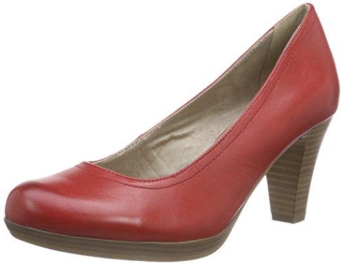 Tamaris22410 - Scarpe con Tacco Donna Rosso (Rot (CHILI 533))