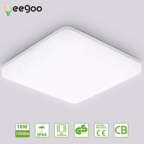 LED-Deckenleuchte Energiesparend und langlebig
