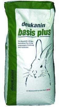 Deuka Basis Plus Kaninchenfutter Pellets (10Kg Sack)