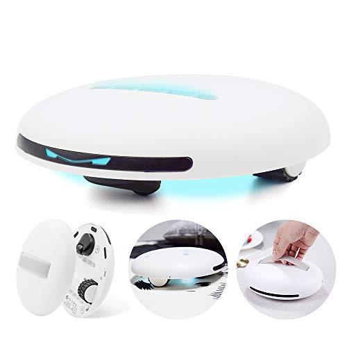 Milben-Handstaubsauger, Matratze Automatischer Staubsauger Roboter Professional Haushalt Hotel UV Licht Milben Staubsauger Allergene Optimiert für Sofa, Teppich, Plüschtier