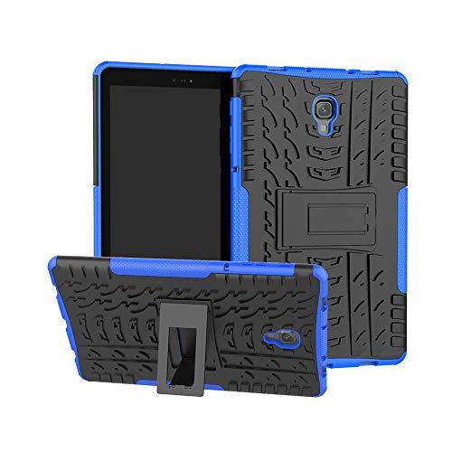 l mit Samsung Galaxy Tab A S4 (T590 / T595) 10,5 | Silikon rotierenden Smart Flip Klapp Hülle Fall-Abdeckung Protective Shell Stand Ledertasche Drehen Halter ()