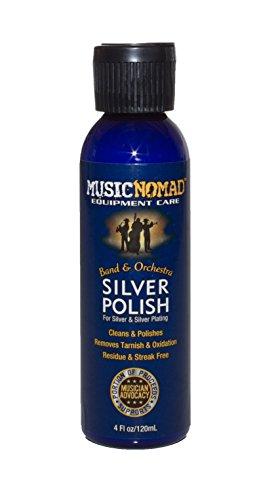 Music Nomad MN701 Silver Polish Blasinstrument