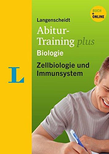 Langenscheidt Abitur-Training plus Biologie Zellbiologie und Immunsystem