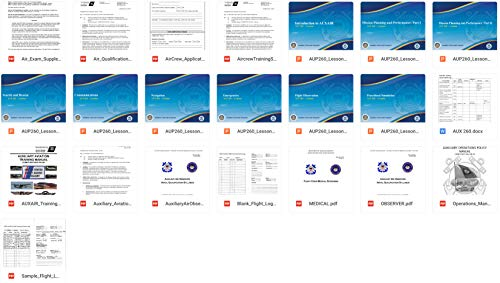 United States Coast Guard Auxiliary Program of Study Course Materials AUP 260 - Aviation (Air Observer / AUXAIR) (English Edition) - United States Coast Guard Auxiliary
