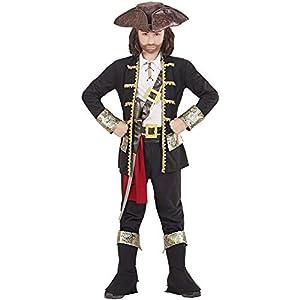 WIDMANN 15277Disfraz para Niños Capitán Pirata