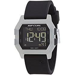 Rip Curl Unisex Atom Digital Watch / Silver