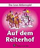 Auf dem Reiterhof: Das Lese-Aktionsspiel